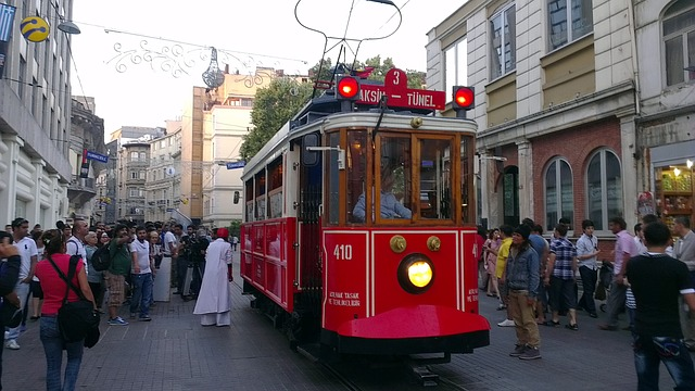 Top Destination – Beyoglu Taksim